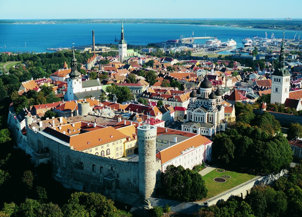Tallinn (capitale de l'Estonie)