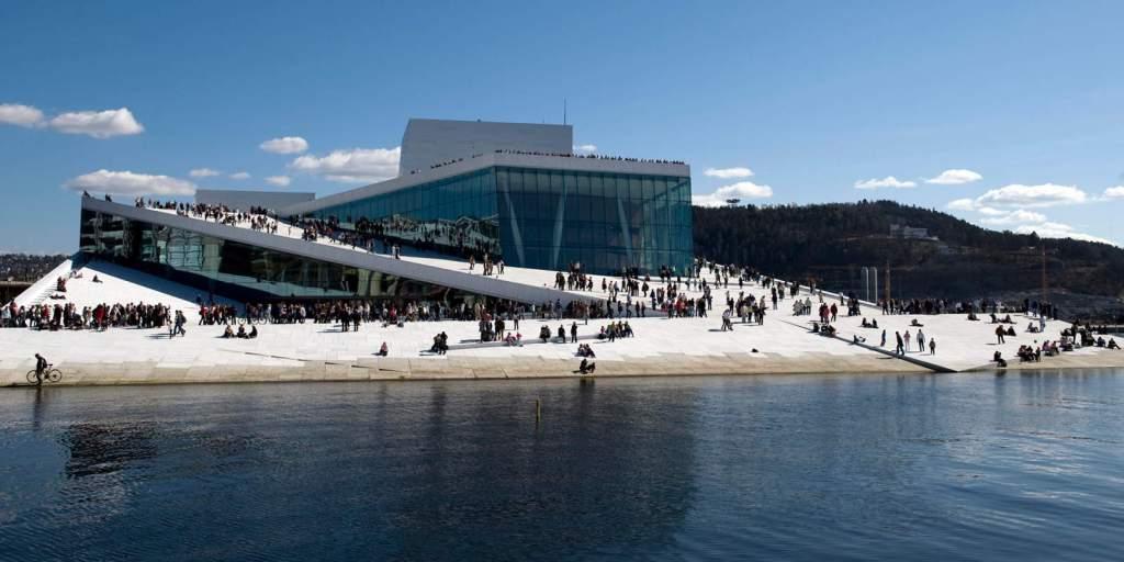L'Opéra d'Oslo
