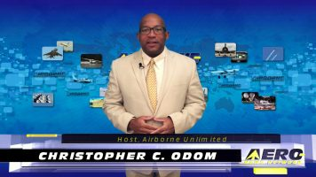"Christopher C. Odom in ""Airborne Unlimited"""