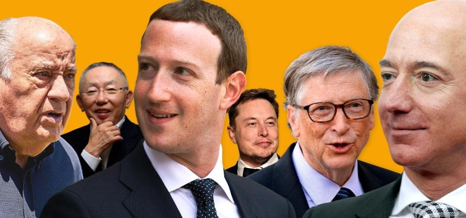 Billionaires [The #Forbes400], and now possibly a trillionaire [#JeffBezos / #Amazon] 💰💵 🏦, are the byproduct of a system designed for those at the top to survive and thrive, while those at the bottom are relegated to some movement within their socioeconomic lane. Before I address Jeff Bezos / Amazon directly, let's set the stage.
