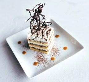 dessert at our smoky mountain restaurant