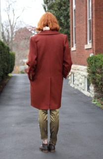 Sustainably-sourced coat design © Emily Ridings (Project Summary)