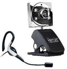 Webcam Hercules Deluxe Optical Glass