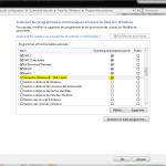 Ajouter une exception dans le pare-feu Windows - 6