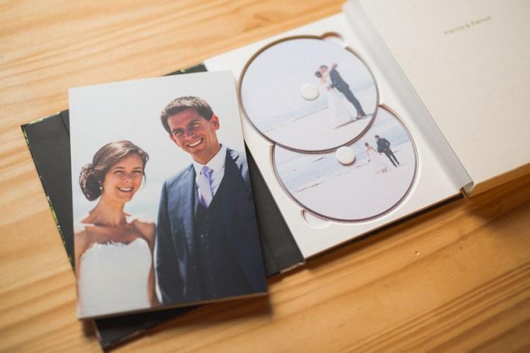 Album de mariage dvdbook quimper cartes de remerciements