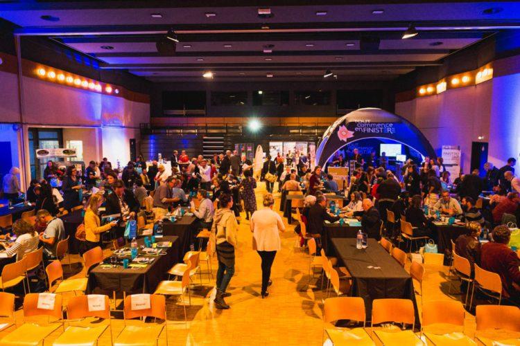 soirée des ambassadeur Finistère 360 quimper reportage entreprise
