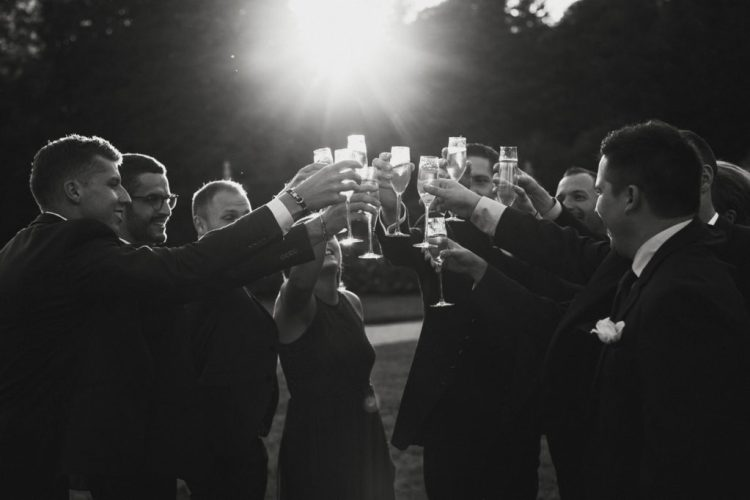 photo de cocktail mariage quimper Landudec Plozevet