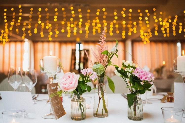 decoration de table mariage quimper