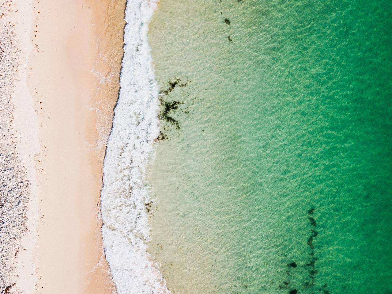 photographie aérienne Plozevet gwendrez
