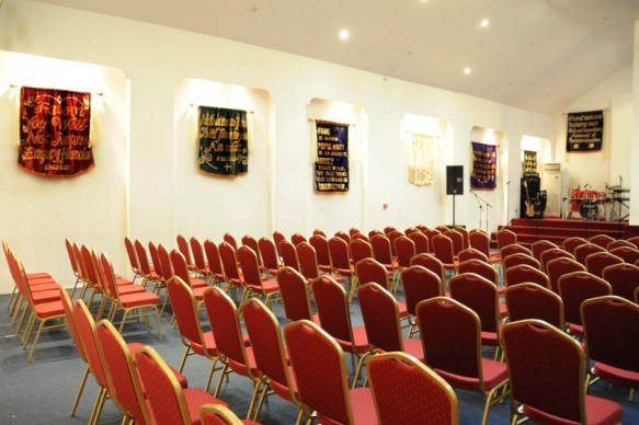 Tottenham Tabernacle Auditorium 3