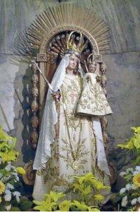 Gnadenbild der Gottesmutter Maria