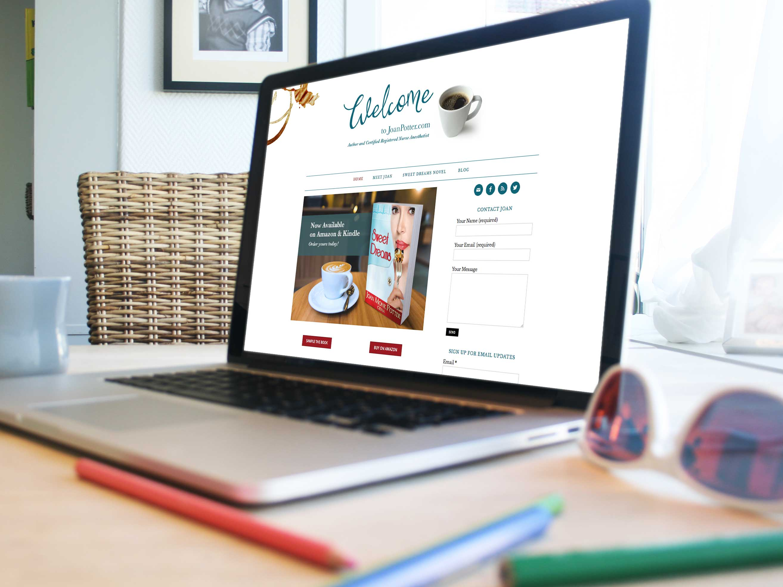 Joan Potter website