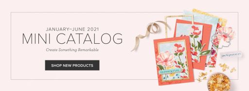 Shop and PDF links to the January-June 2021 Mini Catalog