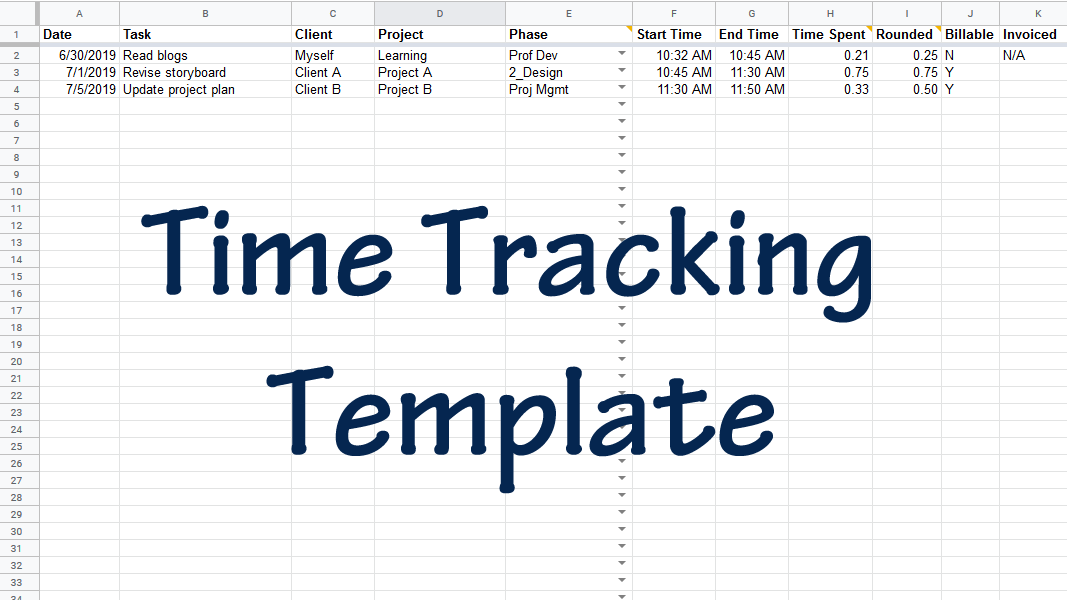 Project Time Tracking Template from i2.wp.com