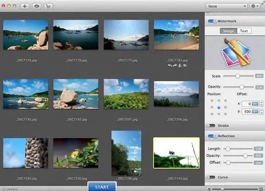 iMage Tools Screenshot