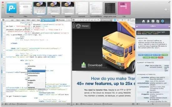Coda 2 Screenshot