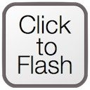 ClickToFlash icon