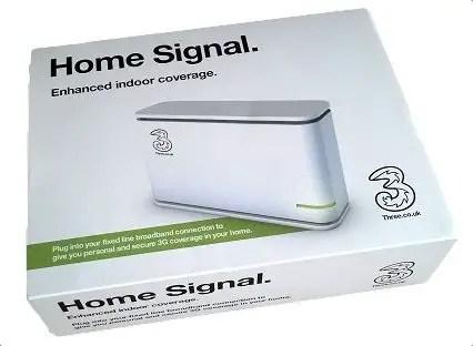 3 Home Signal