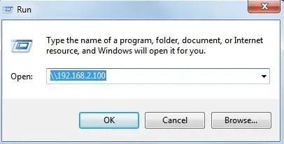 Open Mac IP Address