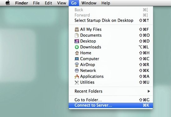 Share PC Connect To Server