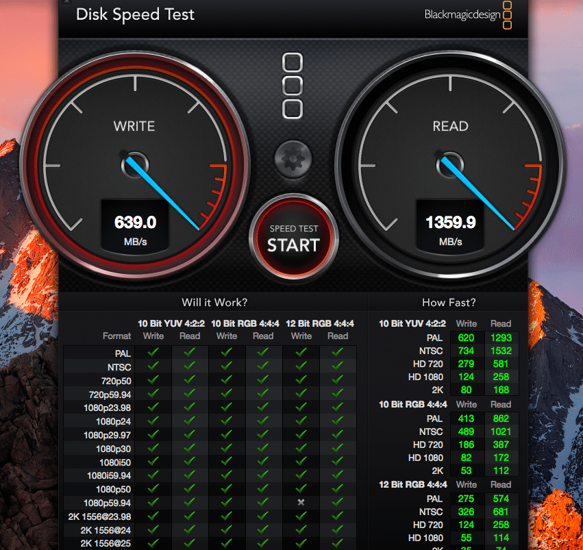 Delete Blackmagic Disk Speed Test 2.2.2 Library Files, Caches & Preferences
