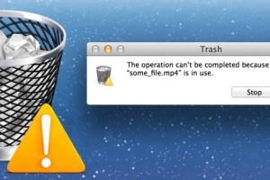 Problem Trash Header