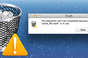 Problem Trash Header