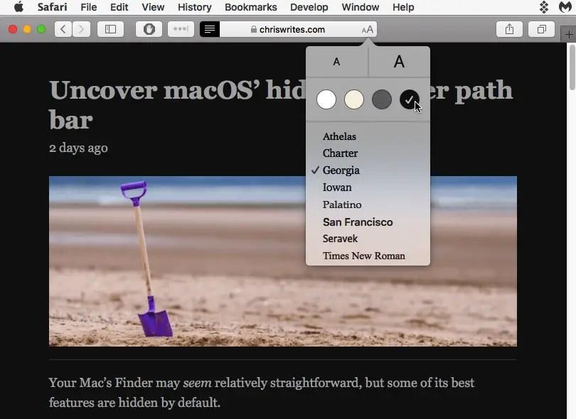 How to use Dark Mode on macOS Mojave - ChrisWrites com