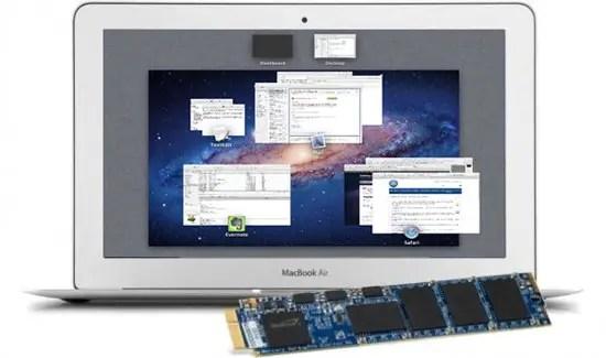 MacBook Air SSD