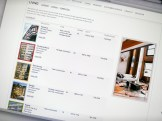 Salient Group website - residential listings page