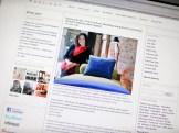 Salient Group website - Spotlight Blog page