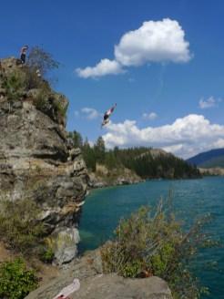Greg Flag jump.