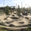 Overview of the Hastings Park Empire Fields pumptrack.