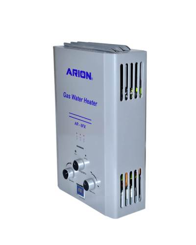 سخان-مياه-غاز-آريون-ديجيتال-6-لتر
