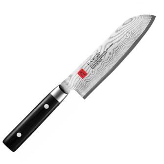 Couteau santoku Kasumi Damas standard 84018