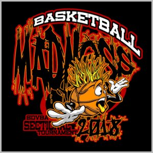 Basketball Madness Design
