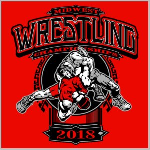 Wrestling Shirt Design