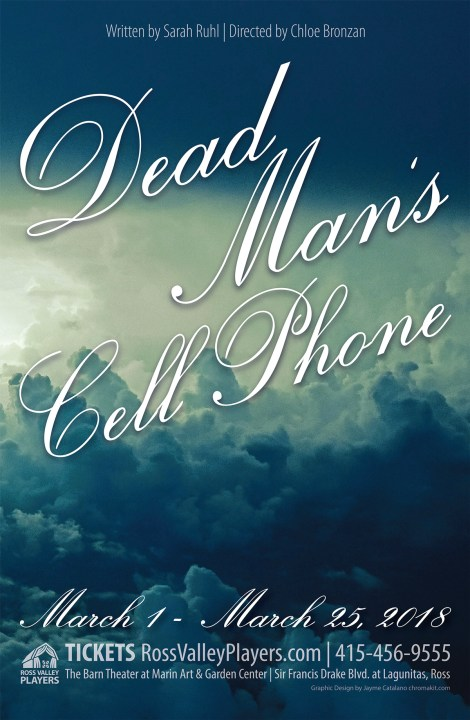 Dead Man's Cell Phone - Ross Valley Players