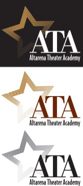 Altarena Theater Academy Logo - Altarena Playhouse