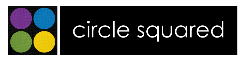 ChromaKit Graphic Design Circle Squared Logo
