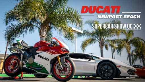 Ducati Newport Beach – Supercar Show OC