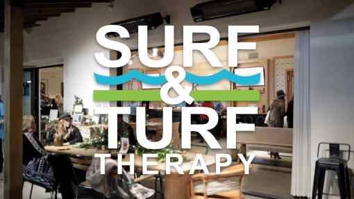Surf & Turf Therapy – Fundraising Event