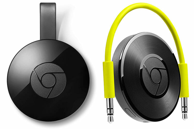 Chromecast Audio discounted and discontinued