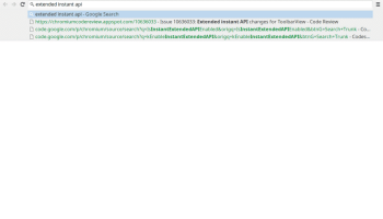 chrome_search_without_url