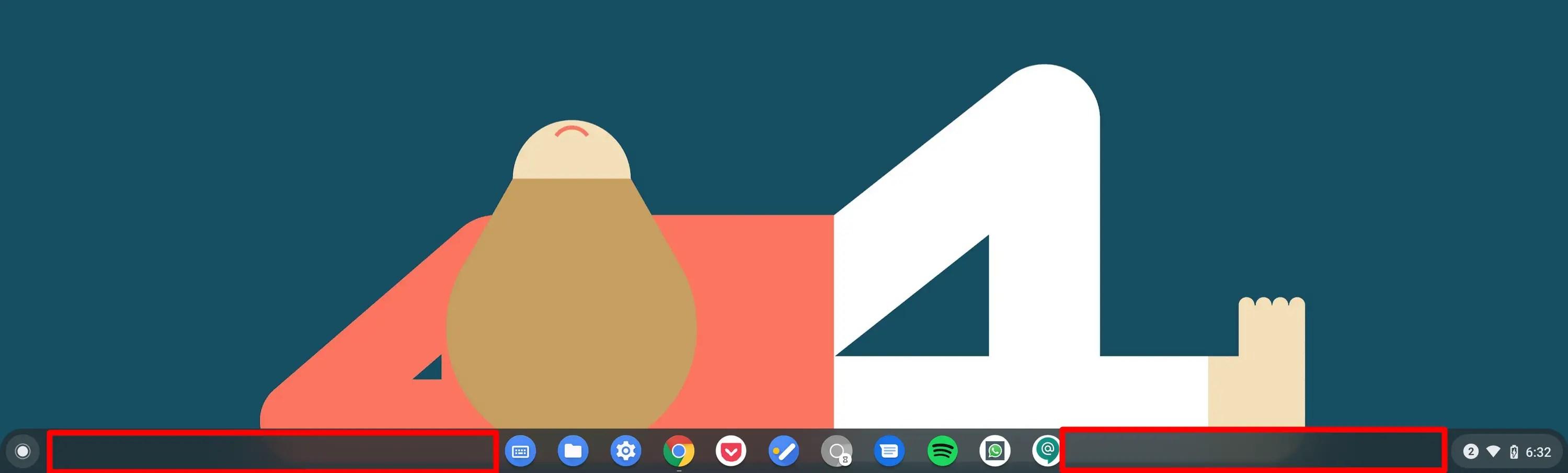 Chromebook Shelf