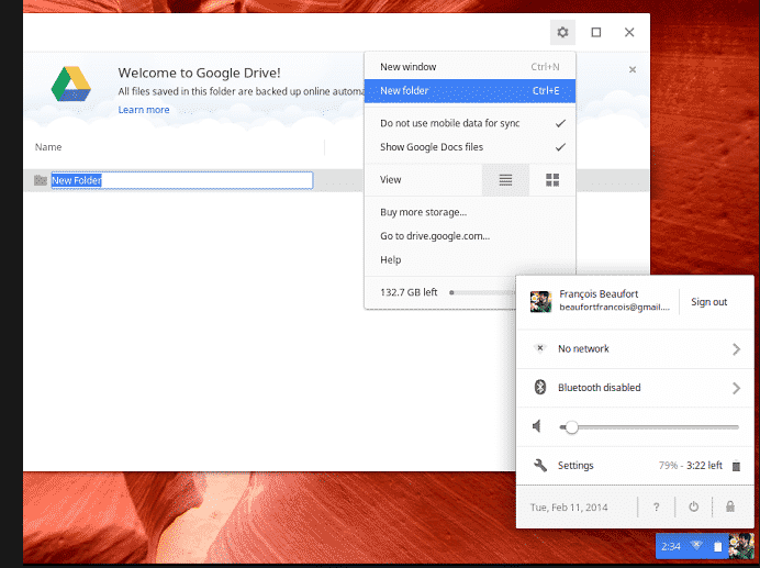 chromebook  Files App Can Now Create Files and Folders in Google Drive When Your Chromebook is Offline