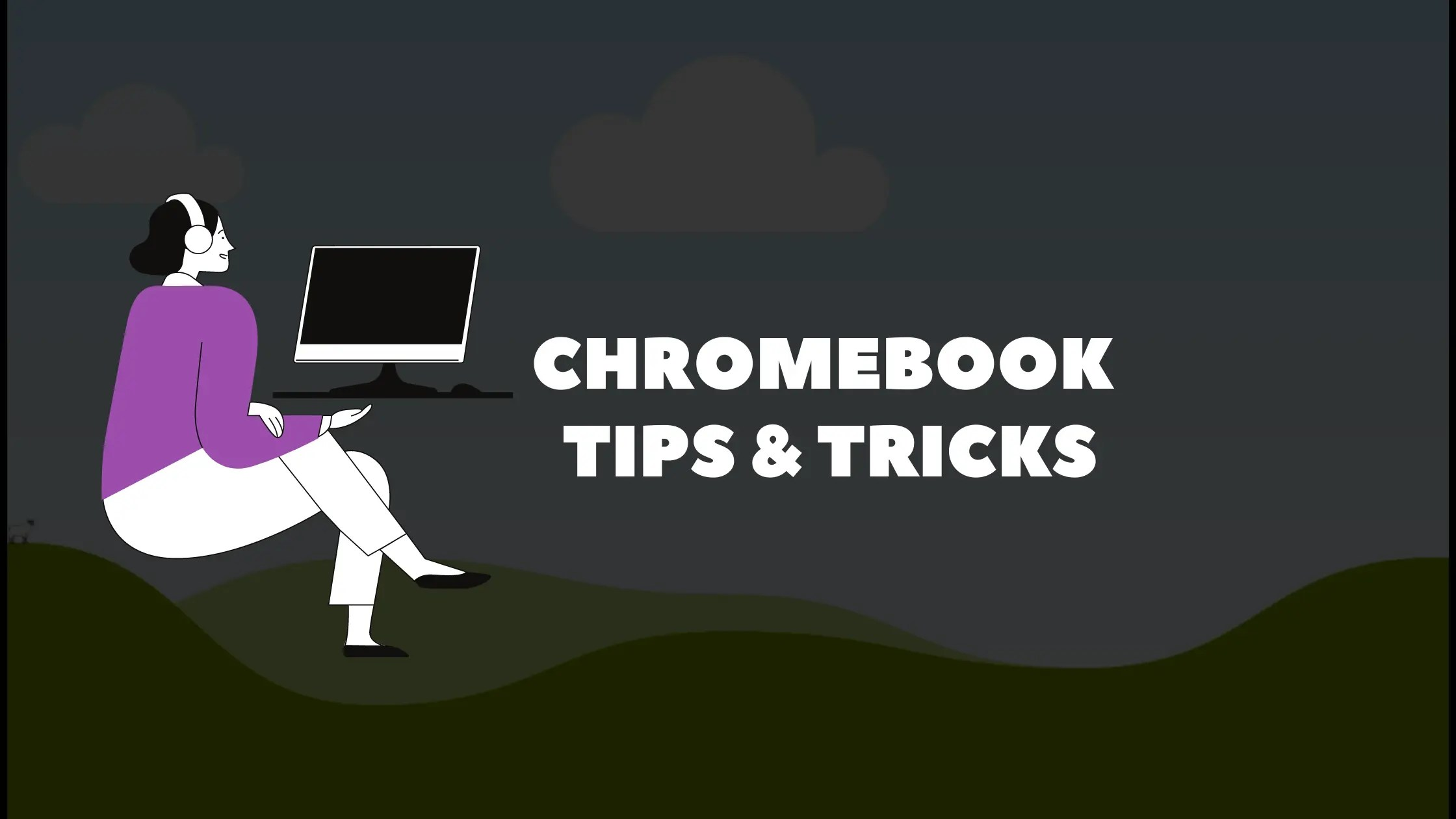 Comment on 100 Chromebook Tips by John Knowles