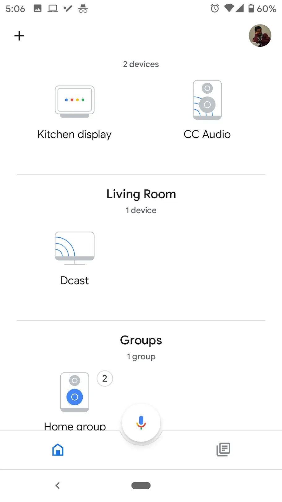 Chromecast Devices List
