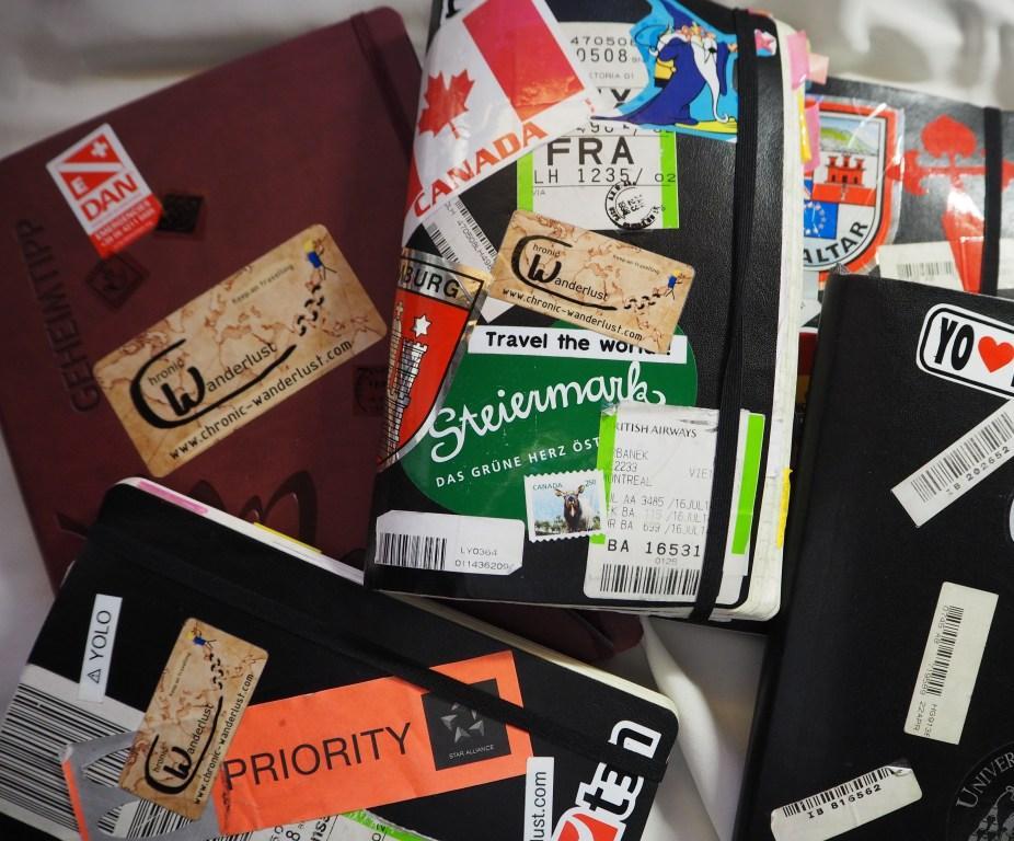 travel planner travel diary