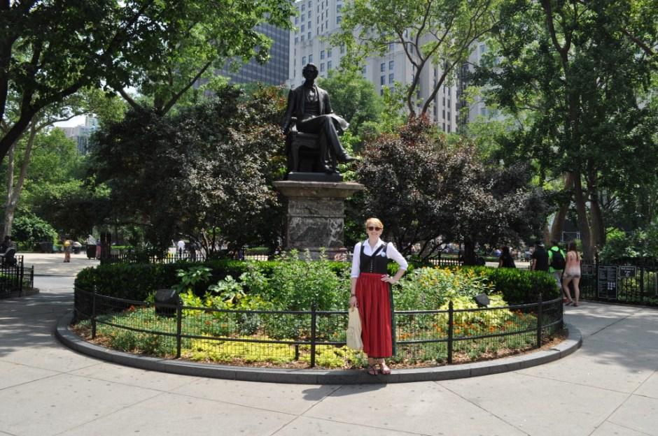 NYC wandering wanderlust